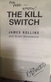 James_Rollins_Grant_Blackwood