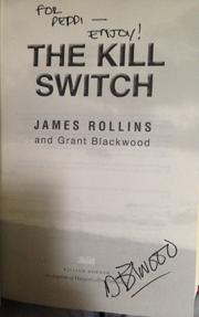 James_Rollins_Grant_Blackwood